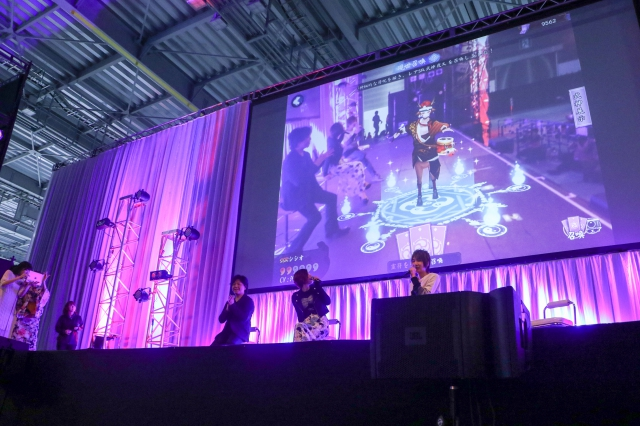 杉山紀彰さん、前野智昭さんら声優陣が新召喚システムを体験!『陰陽師』ステージ速報レポート【アニメジャパン2017】