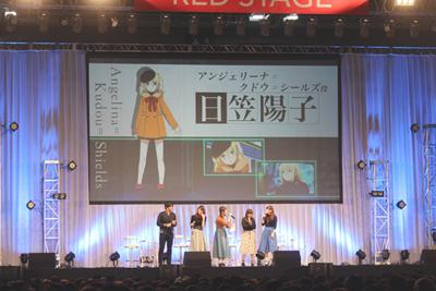 『劇場版 魔法科高校の劣等生』ステージレポート【AJ2017】