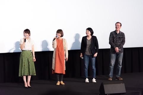 『リトルウィッチアカデミア』オールナイト一挙上映会の公式レポ到着