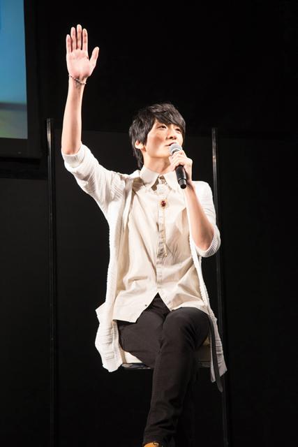 アニメ『カブキブ!』で声優陣、歌舞伎に惚れる!?【AJ2017】