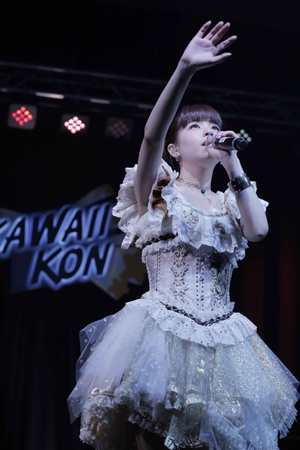 春奈るなさん、「Kawaii Kon」ライブの公式レポート到着