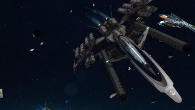 『宇宙戦艦ヤマト2202』第ニ章、キービジュアル&先行カット公開
