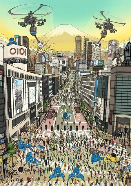 渋谷マルイ「I.Gストア」がオープン1周年でIsaak.Chaycov氏による1周年記念ビジュアルを発表! 新商品&1周年感謝企画も