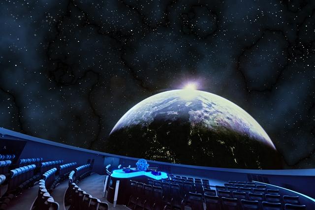 """『進撃の巨人』が、プラネタリウム""""天空""""&プラネタリウム""""満天""""の上映作品に決定! 平日限定で、謎解きゲームも実施"""