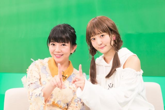 4月20日の『アニゲー☆イレブン!』は声優の牧野由依さんが登場!