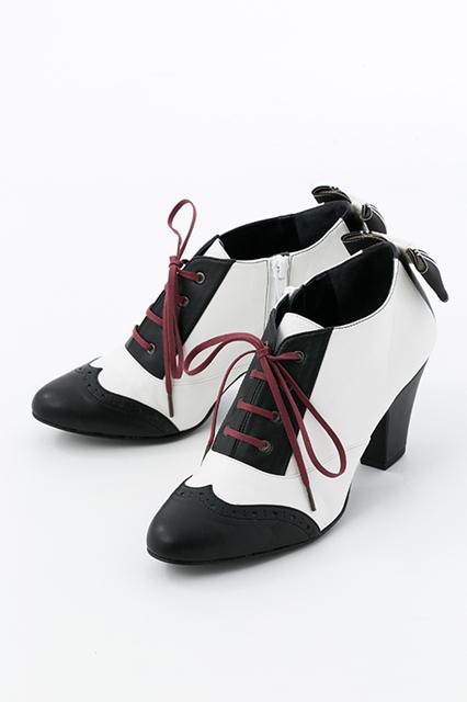 『一血卍傑』より、5人の英傑をイメージしたコラボバッグ&靴が登場
