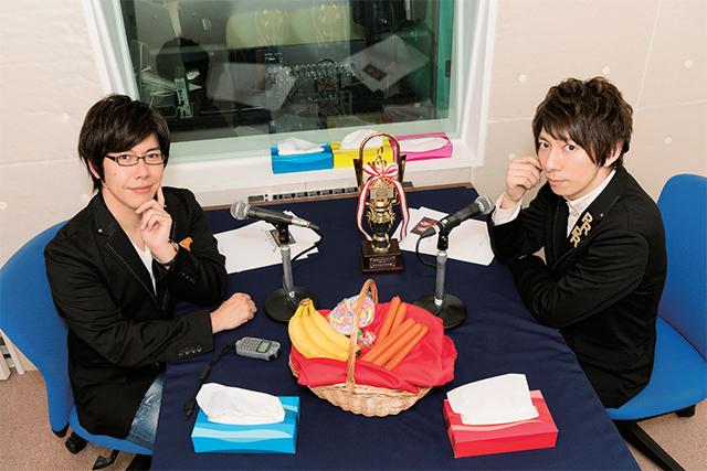 """羽多野さん&佐藤さんのラジオ番組が""""えっち""""な理由とは?"""