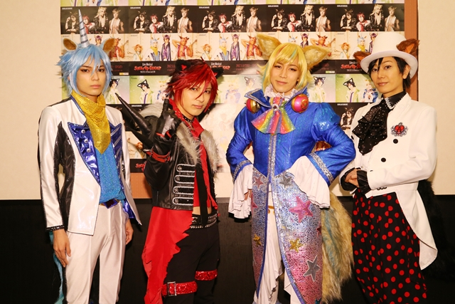 SHOW BY ROCK!!-8