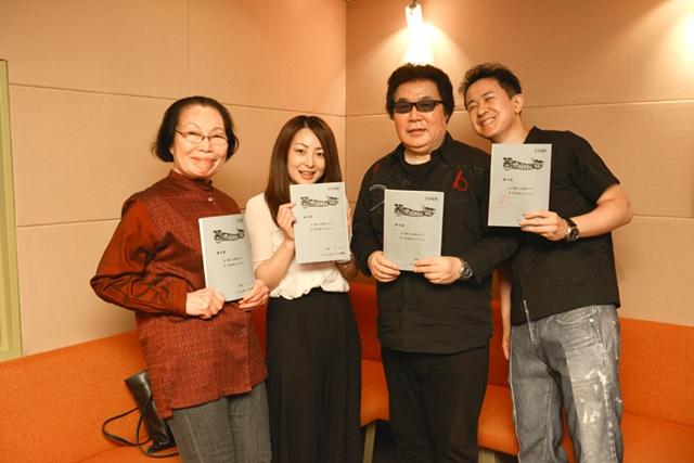 『笑ゥせぇるすまんNEW』に杉田智和さん・八木アナがゲスト出演