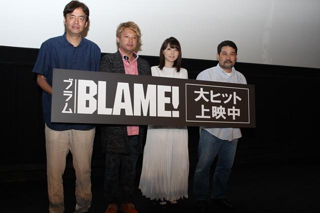 花澤香菜さんもビックリ!『ブラム』舞台挨拶をレポート