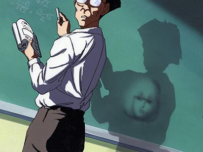 つのだじろう氏原作のホラーアニメ『ハイスクールミステリー学園七不思議』が、BD-BOXで甦る! 9月27日発売決定