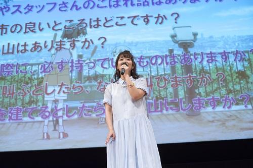 ファンミで声優・井口さん、阿澄さんが『ヤマノススメ』を振り返る