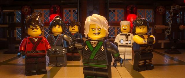 シリーズ最新作『レゴ(R)ニンジャゴー ザ・ムービー』はTVアニメ版の声優が続投!-2