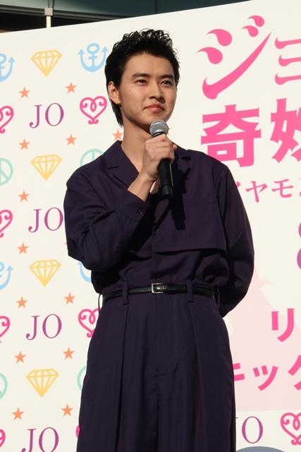 山﨑賢人さん登壇の実写版『ジョジョ』キックオフイベントをレポート
