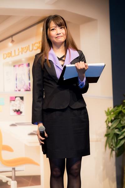努力をすれば報われるということを伝えたいです――『プロジェクト東京ドールズ』発表会開催! 声優陣が作中の衣装を身に纏って登場!の画像-2