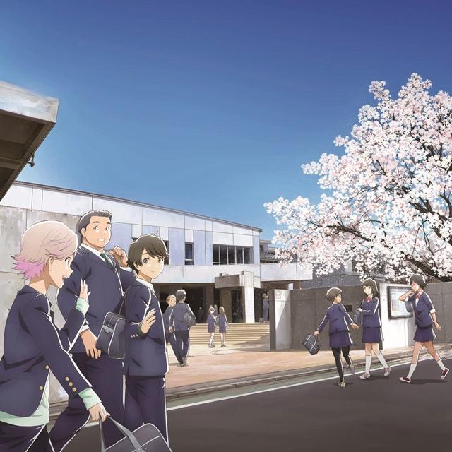 TVアニメ『月がきれい』×川越浴衣まつりがコラボレーション決定!