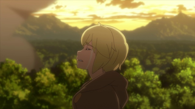 アニメ『ゼロから始める魔法の書』第12話より先行場面カット到着!