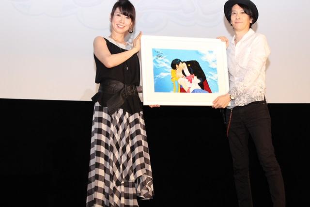 劇場版『美少女戦士セーラームーンR』応援上映&スペシャルゲストトークイベント