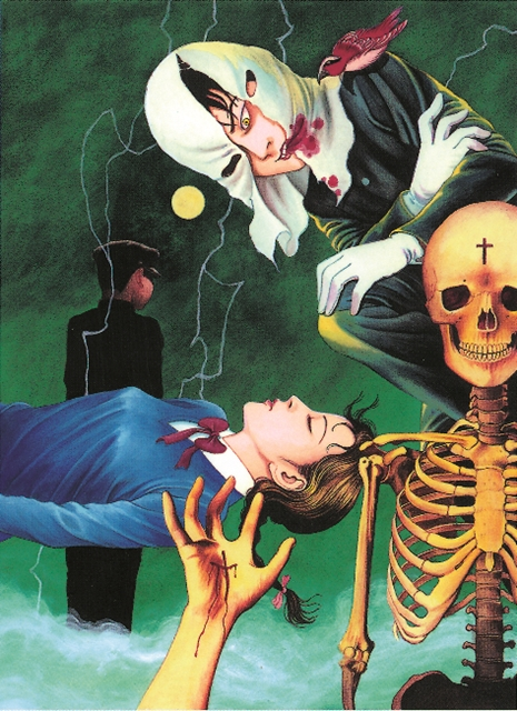 不朽の名作漫画『笑う吸血鬼』を関西出身クリエイターが舞台化!