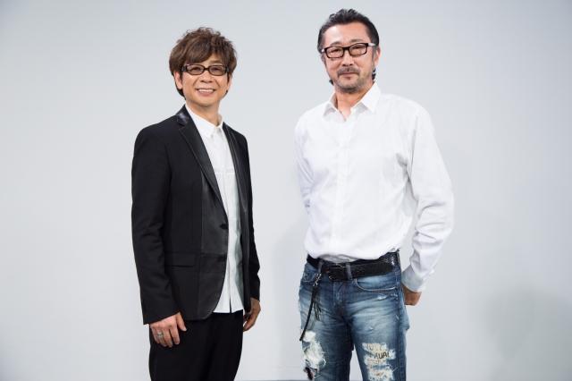 『吹替王国』山寺宏一さん、大塚明夫さん声優スペシャル対談