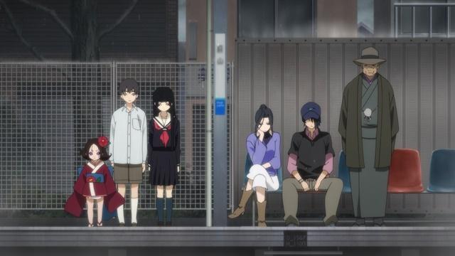 TVアニメ『地獄少女 宵伽』より第1話「見えない聞こえない」あらすじ&場面カット到着