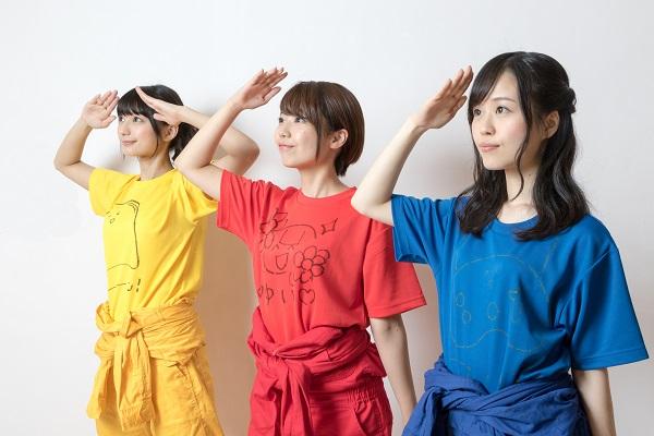 アニメ『三ツ星カラーズ』高田さん、高野さん、日岡さんインタビュー