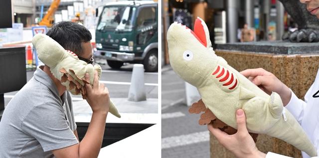 エイプリルフール企画『ゴジラ 第2携帯』が発売!? 『シン・ゴジラ』公開からちょうど1年となる、2017年7月29日より予約開始の画像-3