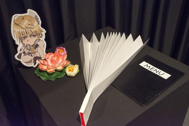 """玄奘三蔵(CV:関俊彦)ら一行が原宿AREA‐Qで働く!?""""最遊記RELOAD BLAST Café in 原宿""""をレポート!"""
