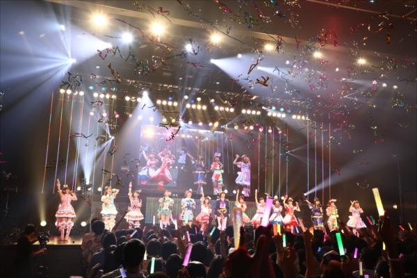 茜屋日海夏さん・芹澤優さんら出演の「アイドルタイムプリパラ サマ―ライブツアー2017」に、4200人が熱狂! ウィンターライブも開催決定の画像-11