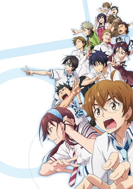 『ナナマル サンバツ』川島海荷さん・ベイビーレイズJAPANが、「高校生クイズ」とのコラボイベントに登壇! クイズ対決も実施