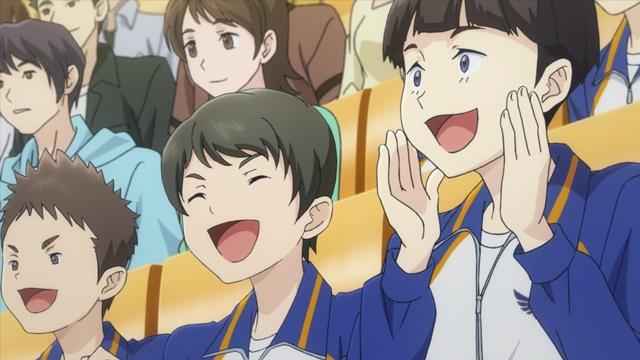 TVアニメ『DIVE!!』第6話より場面カット&あらすじが公開!