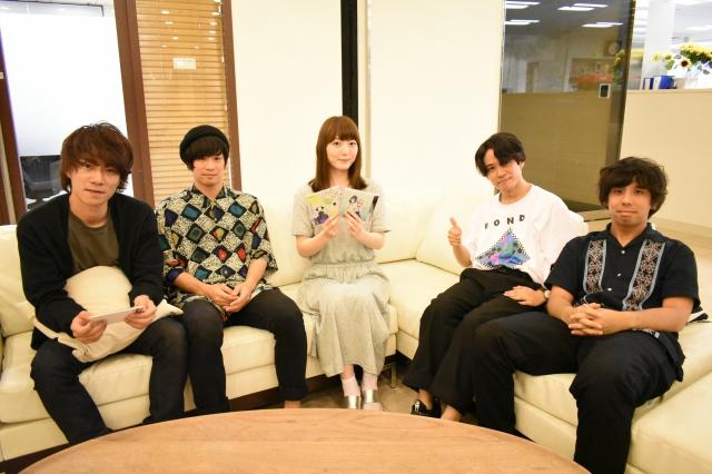 『恋と嘘』花澤香菜さんがフレデリックとラジオで共演!