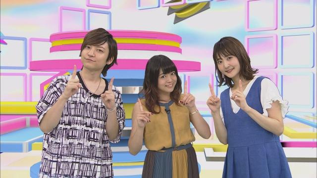 8月31日放送『アニゲー☆イレブン!』若井さん、小林さんが出演!