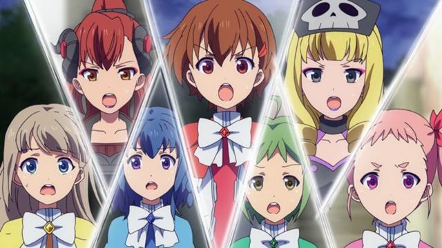 『アクションヒロイン チアフルーツ』第9話のあらすじ&先行場面カットが到着! ミュージックアルバム第一弾が9月6日にリリース!
