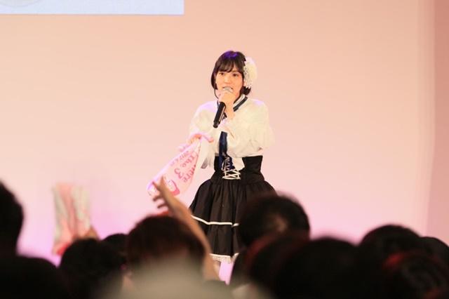 『天使の3P!』スペシャルステージで大野柚布子さん、遠藤ゆりかさん、古賀葵さんがエンデイング主題歌「楔」をステージで初披露!