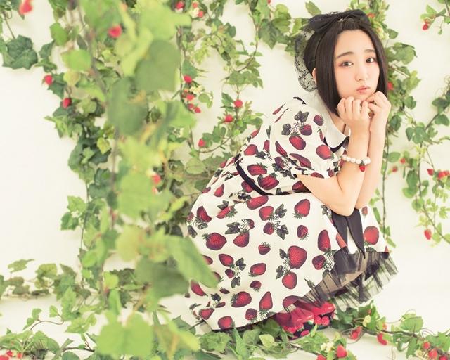 悠木碧さんの再始動第一弾シングル「永遠ラビリンス」が11月1日発売決定! アーティスト写真&TVサイズ試聴がスタート