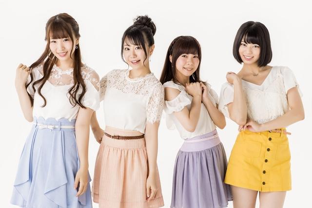 『しょびっち』TVアニメEDテーマ「恋のヒミツ」で新人声優ユニットpua:re(ピュアレ)がCDデビュー決定!