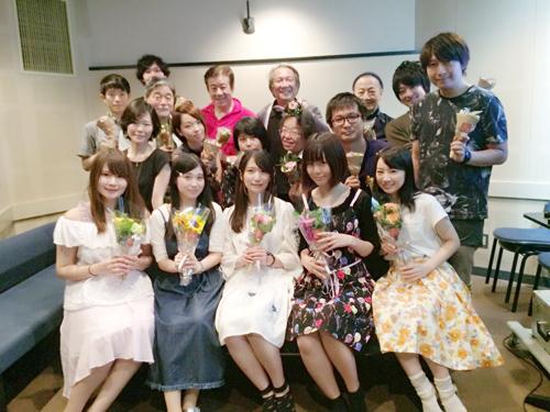 『プリプリ』第12話(最終回)より、今村彩夏さん・関根明良さんら出演声優5名の公式コメント到着! 集合写真も公開