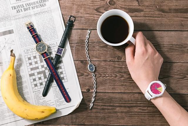 『あんスタ!』より、「Trickstar」「UNDEAD」「Knights」「2wink」をイメージしたコラボ腕時計が登場!