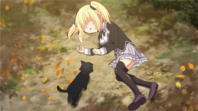 『ノラとと』第12話(最終話)より先行カット&あらすじ解禁! 「でもまた遊ぼうね! ネコ!」