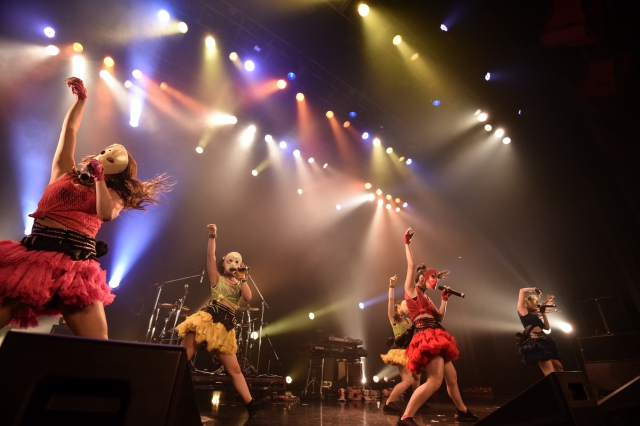 SHOW BY ROCK!!-16