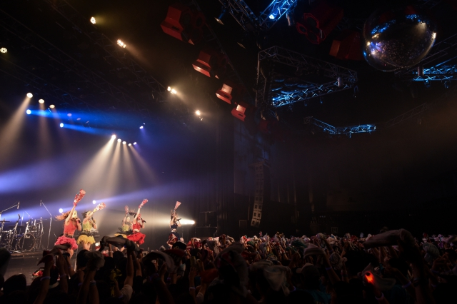 SHOW BY ROCK!!-21