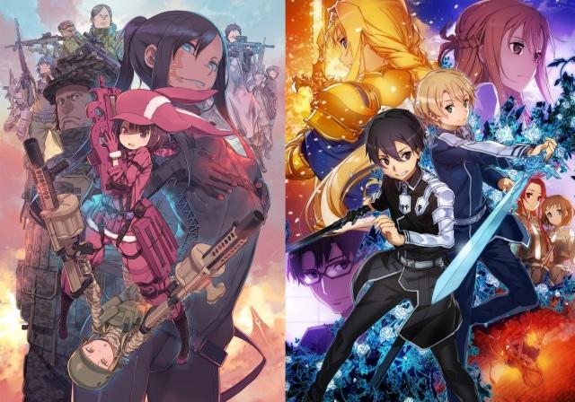 『SAO』《アリシゼーション》編と「ガンゲイル・オンライン」のTVアニメ化が決定!電撃文庫 秋の祭典2017ステージレポート