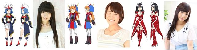 『ロボットガールズ Z』新作ぷちキャラアニメに村川梨衣さんら出演! 10/7開催のイベント公式レポが到着