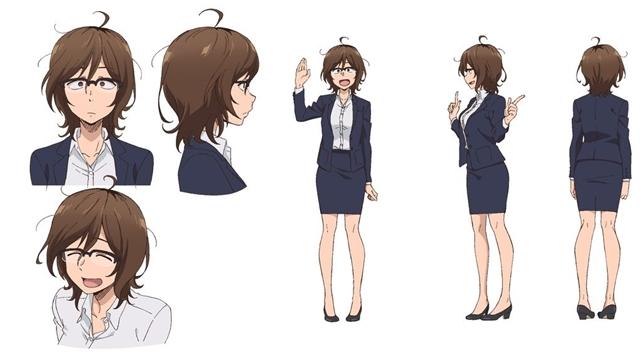 『だがしかし2』赤﨑千夏さん、新キャラ・尾張ハジメ役に決定! 気になる放送時期は、2018年1月を予定