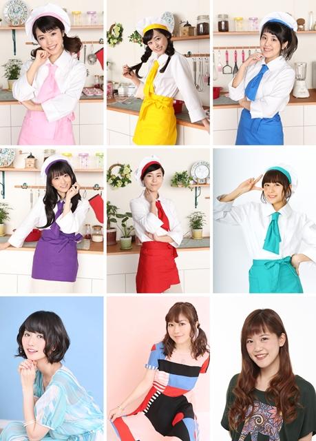 「キラキラ☆プリキュアアラモードLIVE2017」のBD&DVDが、2018年2月21日発売決定! 収録内容も大紹介