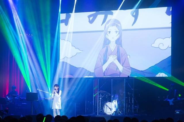 『サクラクエスト』七瀬彩夏さん・小松未可子さんら登壇で「間野山サミット in ディファ有明」実施! 当日の模様はBD&DVDに収録決定-4