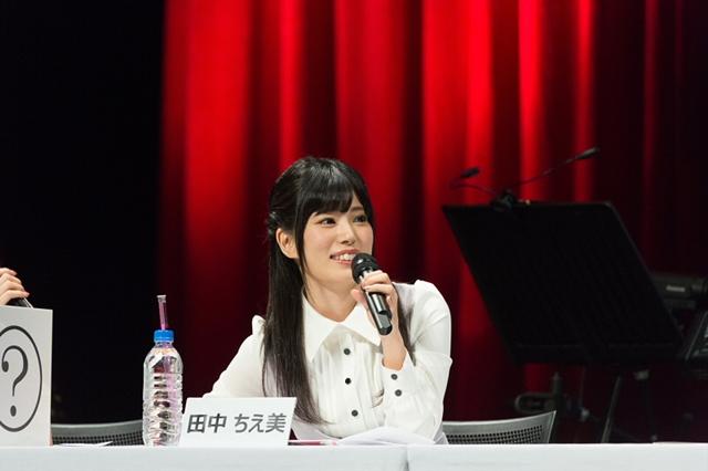 『サクラクエスト』七瀬彩夏さん・小松未可子さんら登壇で「間野山サミット in ディファ有明」実施! 当日の模様はBD&DVDに収録決定-7