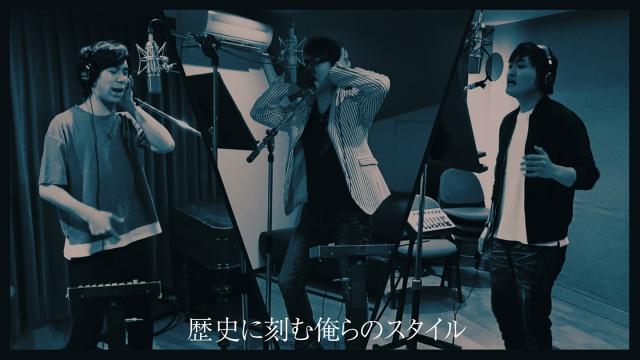 男性声優12人のマイクリレーラップソング「ヒプノシスマイク」MV公開