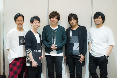 中村悠一さん、浪川大輔さんの役が明らかに! 小野賢章さんもサプライズ登壇『博多豚骨ラーメンズ』ステージレポ
